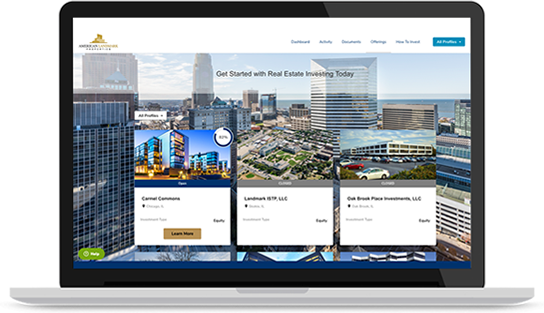 Review our current commercial real estate investments